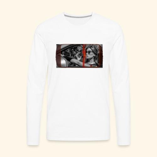 SUNGLASS - T-shirt manches longues Premium Homme