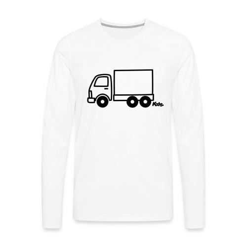 LKW - Männer Premium Langarmshirt