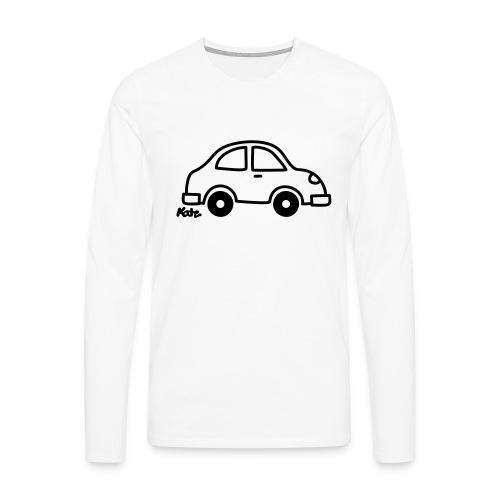 Auto - Männer Premium Langarmshirt
