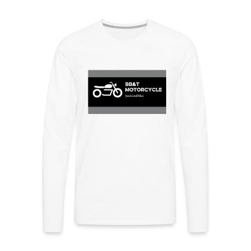 BB&T Motorcycle - Men's Premium Longsleeve Shirt