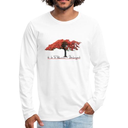 Flamboyant - T-shirt manches longues Premium Homme