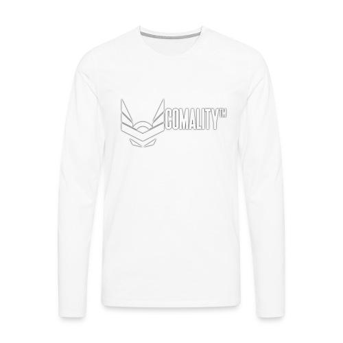 PILLOW   Comality - Mannen Premium shirt met lange mouwen