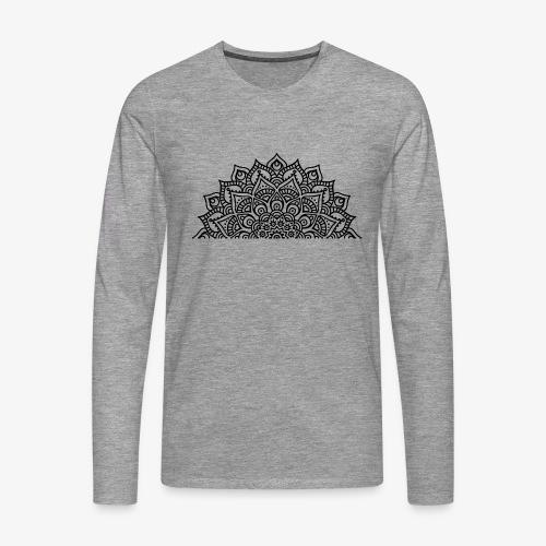 mandala2 - Men's Premium Longsleeve Shirt