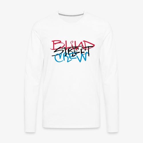 BSC Tag Rasta - Maglietta Premium a manica lunga da uomo