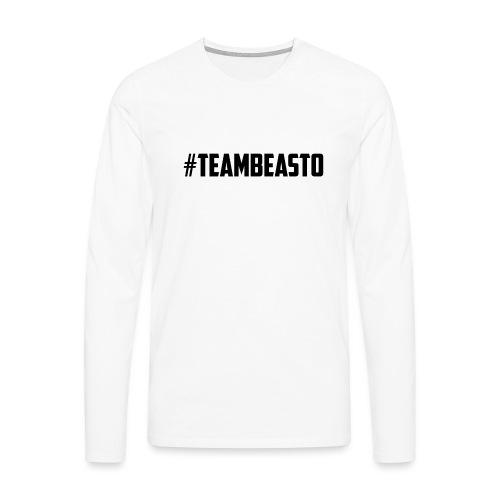 #TeamBeasto Best-Sellers - Men's Premium Longsleeve Shirt