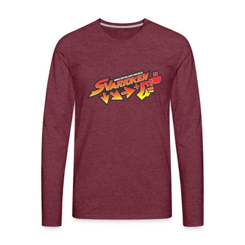 Maglietta Svarioken - Maglietta Premium a manica lunga da uomo