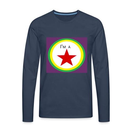 I'm a STAR! - Men's Premium Longsleeve Shirt