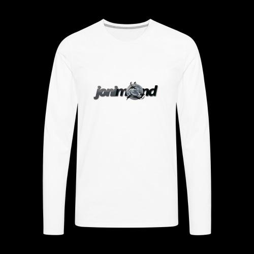 jonimond-sticker - Männer Premium Langarmshirt
