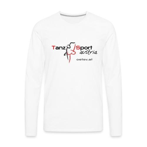Logo OTSV V1 Internet gif - Männer Premium Langarmshirt