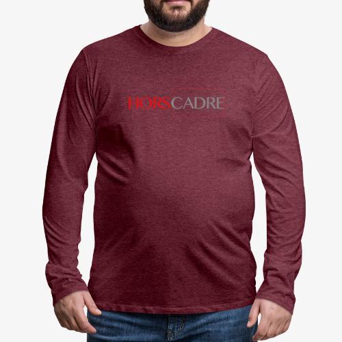logoHC png - T-shirt manches longues Premium Homme
