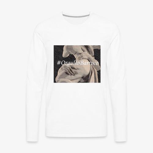 #OrgulloBarroco Proserpina - Camiseta de manga larga premium hombre