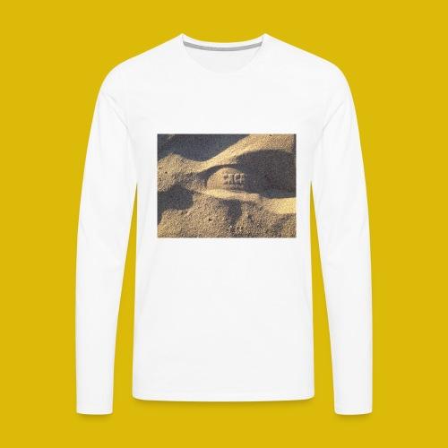 Caca - T-shirt manches longues Premium Homme