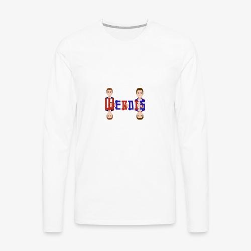Webdis - T-shirt manches longues Premium Homme