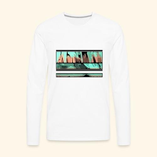 Slur-F06 - Men's Premium Longsleeve Shirt