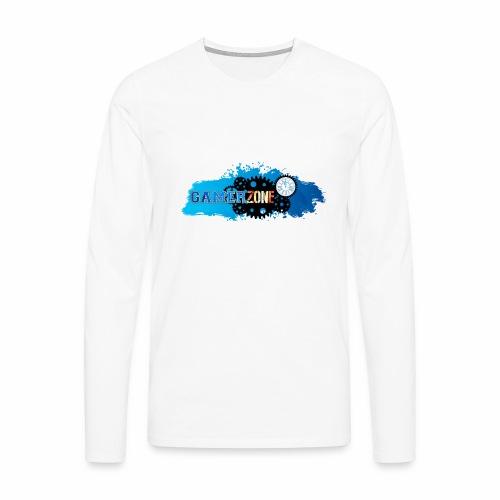 GAMER ZONE - Camiseta de manga larga premium hombre