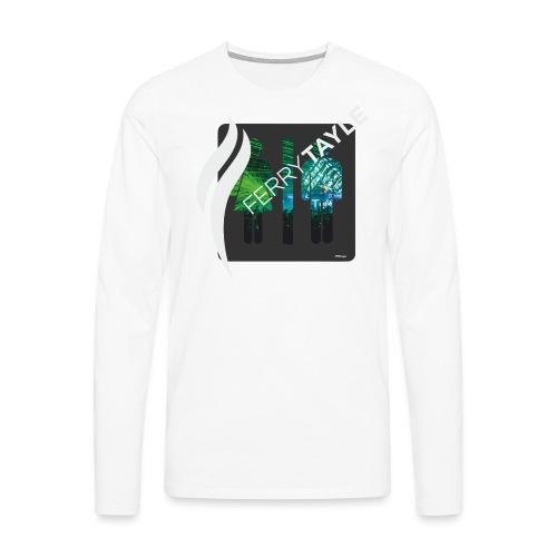 Picto Mixte Ferry tayle Women - Men's Premium Longsleeve Shirt
