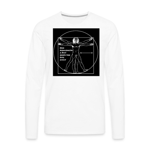 leonardo eigen - Männer Premium Langarmshirt