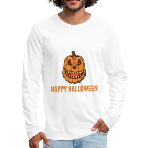 Halloween - Men's Premium Longsleeve Shirt