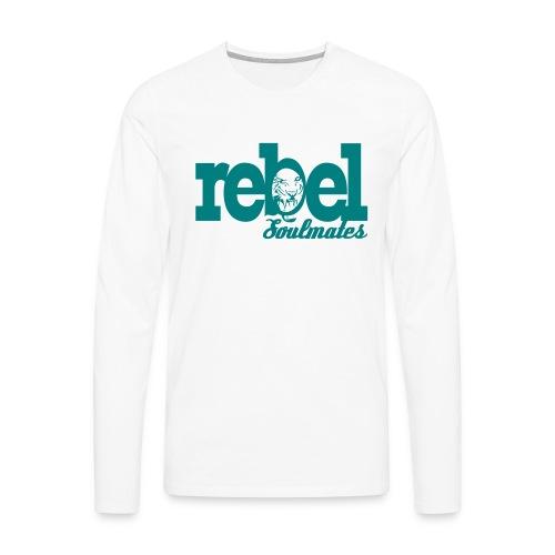 REBEL SOULMATES - Men's Premium Longsleeve Shirt