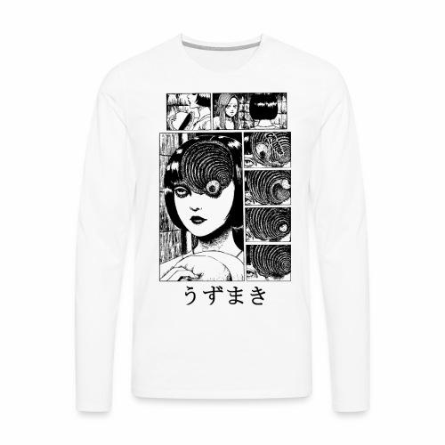 Uzumaki - Men's Premium Longsleeve Shirt