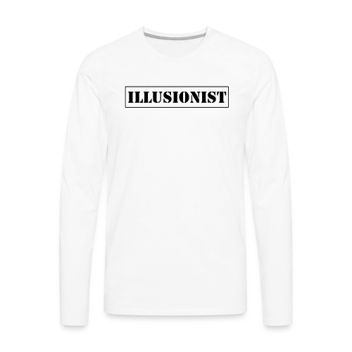 Illusionist - Men's Premium Longsleeve Shirt