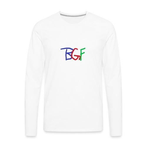 The OG BGF logo! - Men's Premium Longsleeve Shirt