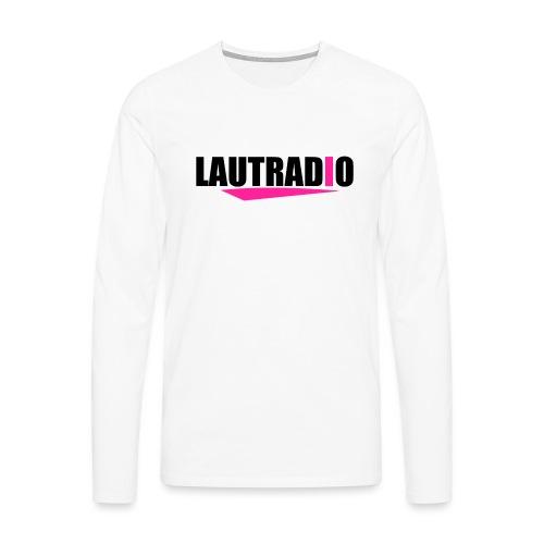 neues Logo - Männer Premium Langarmshirt
