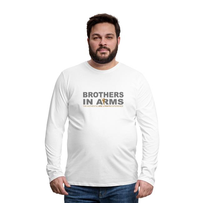 Brothers in Arms - grey - 2020