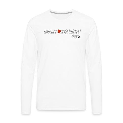 DJ Spen Album T Shirt 4 - Men's Premium Longsleeve Shirt