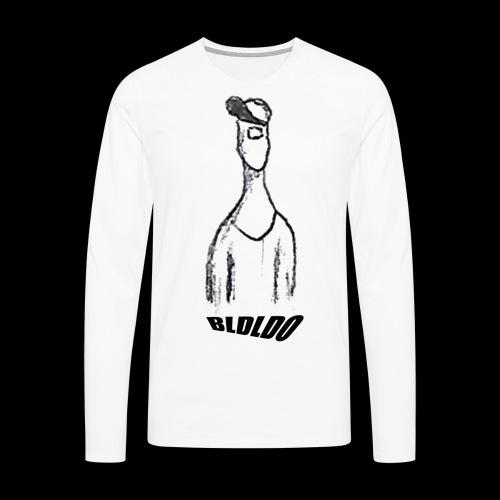 Hiaoue - T-shirt manches longues Premium Homme