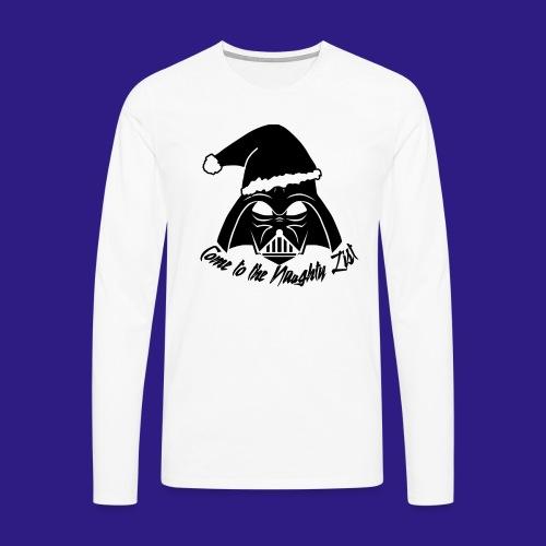 Vader's List - Men's Premium Longsleeve Shirt