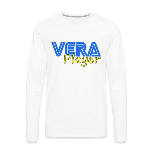 Vera player shop - Camiseta de manga larga premium hombre