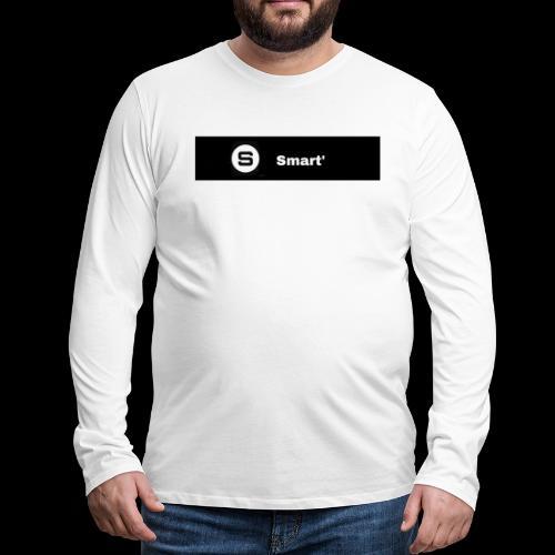 Smart' BOLD - Men's Premium Longsleeve Shirt