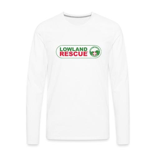 HANTSAR lozenge - Men's Premium Longsleeve Shirt