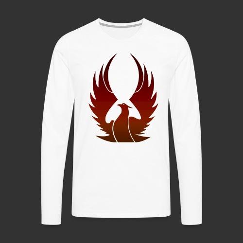 Phenix on fire - T-shirt manches longues Premium Homme