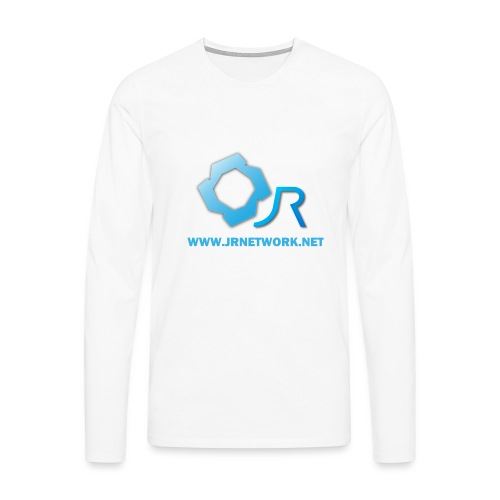 Official Logo - Men's Premium Longsleeve Shirt