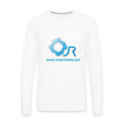 Official Logo - Men's Premium Longsleeve Shirt