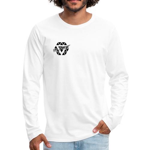 VR PORT [Winter Edition] - Männer Premium Langarmshirt