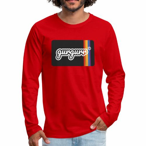 Queer Pigeon - Männer Premium Langarmshirt