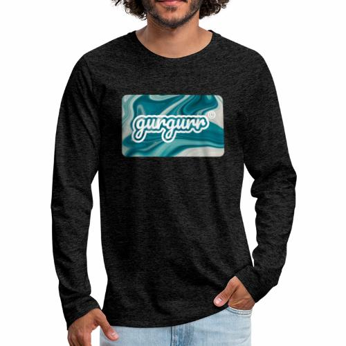 Flow Pigeon - Männer Premium Langarmshirt