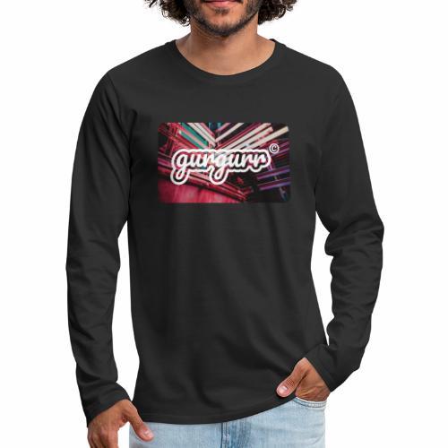 Street Pigeon - Männer Premium Langarmshirt