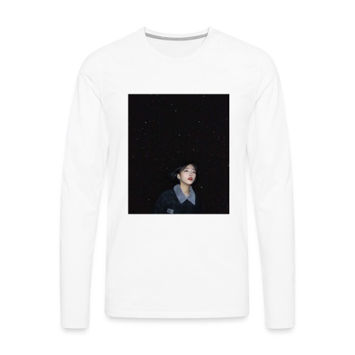 Moon! - Men's Premium Longsleeve Shirt