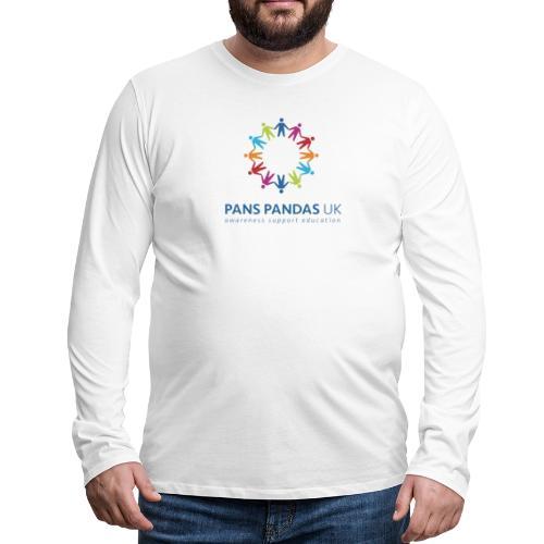 PANS PANDAS UK - Men's Premium Longsleeve Shirt