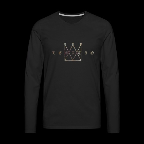 Legatio Paper - Men's Premium Longsleeve Shirt