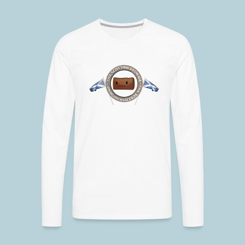 RATWORKS TSB Design - Men's Premium Longsleeve Shirt