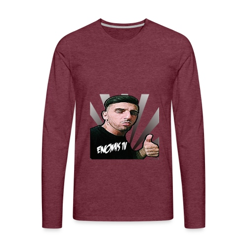 Enomis t-shirt project - Men's Premium Longsleeve Shirt