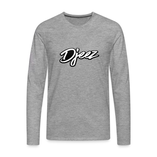 djeez_official_kleding - Mannen Premium shirt met lange mouwen