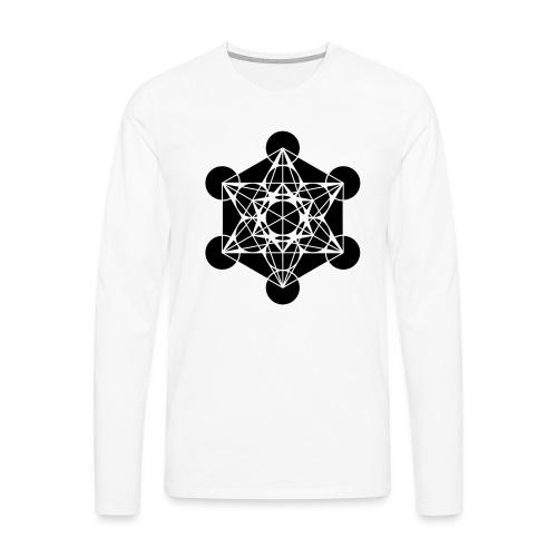 Metratron - T-shirt manches longues Premium Homme