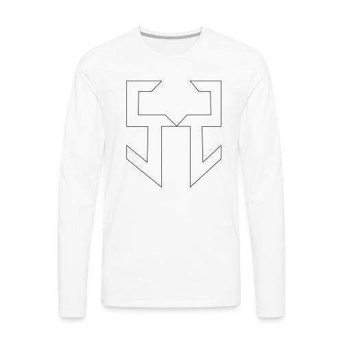 stranger113 - T-shirt manches longues Premium Homme