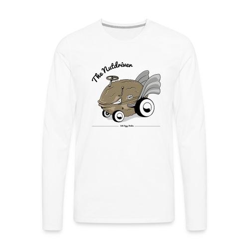 Nutdriver - Männer Premium Langarmshirt